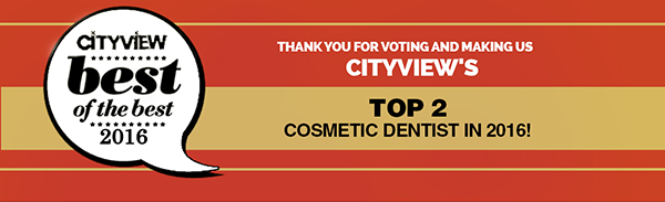 Top 2 Cosmetic Dentist 2016, Dr. Foncea, Sequoyah Dental Arts