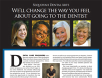 Dentists Knoxville TN - We'll change the way you feel about going to the dentist