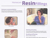 Dental Care Knoxville - Resin Fillings
