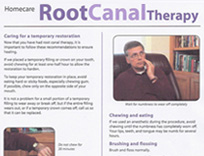 Dental Care Knoxville - Root Canal Therapy