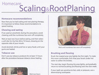 Dental Care Knoxville - Scaling and Root Planing