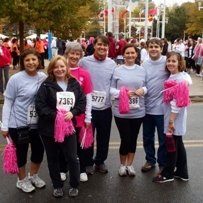 Koman Race for the Cure Knoxville - Image 1