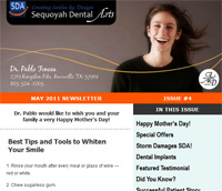 Knoxville Dental Care - May 2011 Newsletter