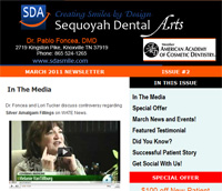 Knoxville Dental Care - March 2011 Newsletter