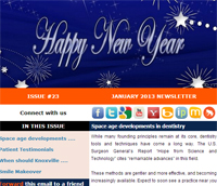 Knoxville Dental Care - January 2013 Newsletter
