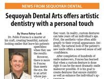 Dentists Knoxville TN - Sequoyah Dental Arts offers artistic dentistry with a personal touch