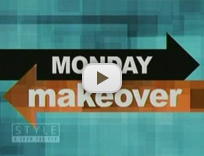 Dentists Knoxville TN - Dr. Foncea takes part in the Monday Makeover on Style