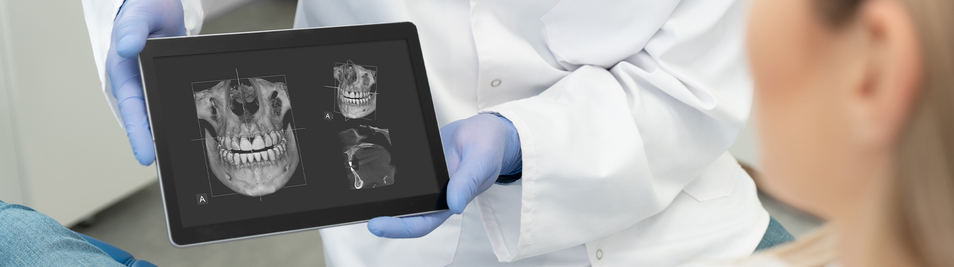Modern technology use at Sequoyah Dental Arts